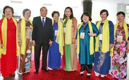 3 triệu USD góp phần nâng cao vị thế kinh tế doanh nghiệp nữ