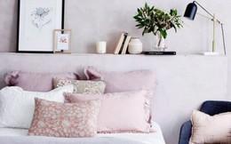 6 bước hô biến phòng ngủ nhỏ trở nên rộng rãi