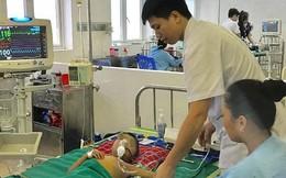 Nghệ An: Dùng thuốc của thày lang hạ sốt, bé 5 tuổi nguy kịch