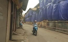 Chợ cóc Hạ Đình biến mất sau vụ cháy Công ty Rạng Đông