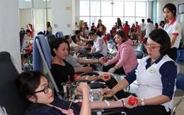 Hơn 3.000 đơn vị máu được trao ngày khai mạc Lễ hội Xuân hồng
