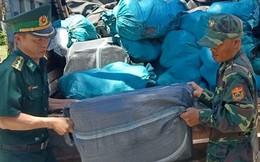 Bắt giữ 1,2 tấn 'lợn sữa' đông lạnh không rõ nguồn gốc