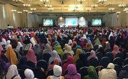 Lo ngại gia tăng phụ nữ Indonesia muốn đánh bom liều chết