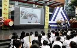 Lễ khai giảng đặc biệt hướng về biển đảo Trường Sa ở trường Lương Thế Vinh