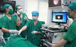 Nội soi phế quản siêu âm hiện đại chẩn đoán chính xác ung thư phổi