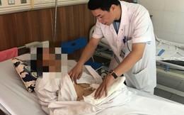 Cô gái 22 tuổi phát hiện bị ung thư dạ dày khi đang phẫu thuật u buồng trứng