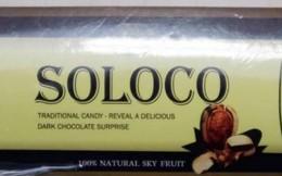 2 loại kẹo bán online chứa chất gây đột quỵ