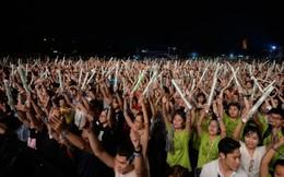 Mở màn Lễ hội Âm nhạc Quốc tế Gió mùa đầy cảm hứng