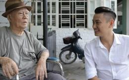 Ca sĩ Phúc Lâm được nhạc sĩ Nguyễn Văn Tý dạy hát