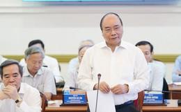 Thủ tướng chủ trì họp Tiểu ban KT-XH với TP Hồ Chí Minh và 7 tỉnh phía Nam