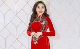 Hoa hậu Doanh nhân Thúy Ngọc đấu giá áo dài gây quỹ Mottainai