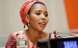 Nạn nhân hủ tục cắt âm vật làm Đại sứ thiện chí UN Women
