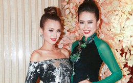 Á khôi Miss Photo Thạch Thảo khoe sắc cùng Người đẹp Áo dài Bảo Nghi