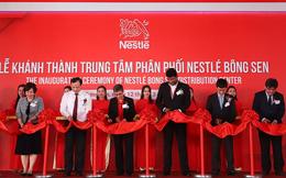 Khánh thành Trung tâm phân phối Nestlé Bông Sen tại tỉnh Hưng Yên