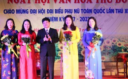 Tưng bừng ngày hội văn hóa phụ nữ Thủ đô