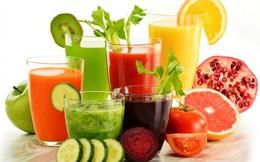 Top 4 đồ uống giúp giải độc tự nhiên