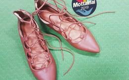 Giày buộc dây điệu đà giá chỉ từ 35.000 đồng