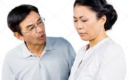 Không chịu nổi vì bị vợ đi trông cháu trở về làm phiền