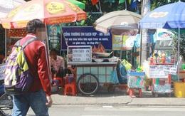 Hà Nội: Cảnh báo tình trạng học sinh mua kẹo thuốc lá tại cổng trường