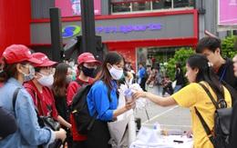 Gần 1.000 tình nguyện viên tham gia Chiến dịch làm sạch thế giới
