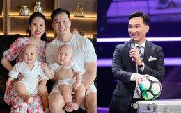 """MC Thành Trung đứt cả 2 dây chằngvì tai nạn và lời """"dỗ ngọt"""" gửi vợ"""