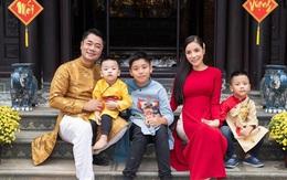 Người đẹp gốc Nam Định chia sẻ về quan điểm nuôi dạy con trai