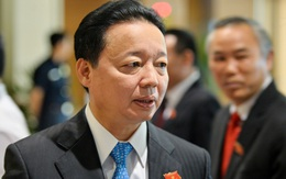 """Bộ trưởng Tài nguyên & Môi trường: """"Không khuyến khích phát triển thủy điện nhỏ bằng mọi giá"""""""