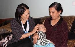Lãnh đạo Hội LHPN Việt Nam thăm hỏi thân nhân liệt sĩ ở Nghệ An hy sinh khi tham gia cứu nạn