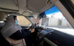 Taxi dành riêng cho phụ nữ ở Gaza