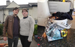 """Dọn nhà cho bà, cặp đôi phát hiện gia đình sống cạnh """"tử thần"""" gần 50 năm mà không biết"""