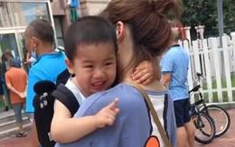 """Đưa con đi học nhớ nói """"Mẹ sẽ đón con sớm"""", đứa trẻ sẽ học rất hiệu quả ở trường"""