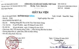 Vụ bé trai ở TP Hà Tiên bị bạo hành: TƯ Hội LHPN Việt Nam đề nghị bảo vệ quyền và lợi ích hợp pháp của trẻ em