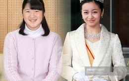 Dung mạo 2 công chúa Nhật Bản nổi tiếng nhất: chị đẹp tuyệt trần, em thuần khiết vẫn bị chê