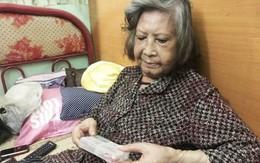 Xót xa tuổi già nghèo khó, bệnh tật của cô đào cải lương nổi tiếng một thời