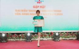 Đại sứ Mottainai Bế Thị Băng là thanh niên khuyết tật tiêu biểu năm 2020