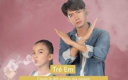 Nghệ sĩ Việt được mời tham gia dự án chống thuốc lá toàn cầu của WHO là ai?