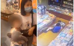 Bé trai 10 tuổi xâm phạm cơ thể bé gái 5 tuổi tại hiệu sách xôn xao mạng xã hội Trung Quốc