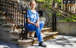 Nỗi ám ảnh của nữ sinh tình nguyện khiêng xác bệnh nhân Covid-19 ở New York