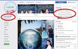 """Người tiêu dùng kêu trời vì mua phải """"hàng dỏm"""" trên  website giả mạo Lancôme Việt Nam"""
