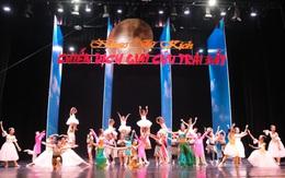 Gần 50 tài năng nhí tham gia nhạc vũ kịch đề tài bảo vệ môi trường
