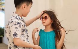 Cặp nhóc tỳ hot nhất showbiz Việt vì tình cảm và dễ thương