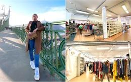 Theo chân cô nàng du học sinh Phần Lan đi chợ secondhand: Nhân viên sẵn sàng giảm 50% giá nếu đồ bị lỗi
