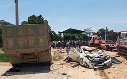 Bắt tạm giam tài xế xe tải gây tai nạn giao thông khiến 3 người chết ở Thanh Hóa
