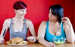 Tìm ra gene khiến người gầy ăn mãi không béo