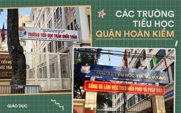13 trường tiểu học tại quận Hoàn Kiếm: Sắp đến mùa tuyển sinh lớp 1, cha mẹ cùng xem để chọn cho con
