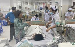 Cập nhật tình hình 2 học sinh bị cây phượng tại trường THCS Bạch Đằng đè chấn thương nặng