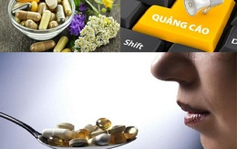Bộ Y tế cảnh báo thực phẩm bảo vệ sức khỏe có dấu hiệu lừa dối người tiêu dùng