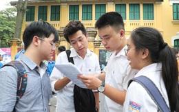 Bộ GD&ĐT chính thức công bố Quy chế Thi tốt nghiệp THPT năm 2020