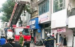 Giăng lưới, dùng xe thang bắt giữ kẻ dùng búa đánh gục 2 chị em chủ quán cà phê