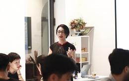 Nữ kiến trúc sư giành nhiều giải thưởng thiết kế chia sẻ kỹ năng sáng tạo và khởi nghiệp